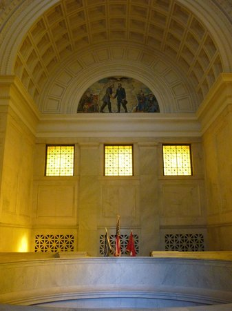 General Grant National Memorial: Interior