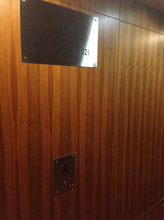 Radisson Blu Hotel, Birmingham: 70's New York
