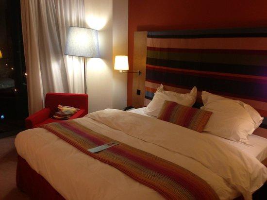 Radisson Blu Hotel, Birmingham: Hmmmm