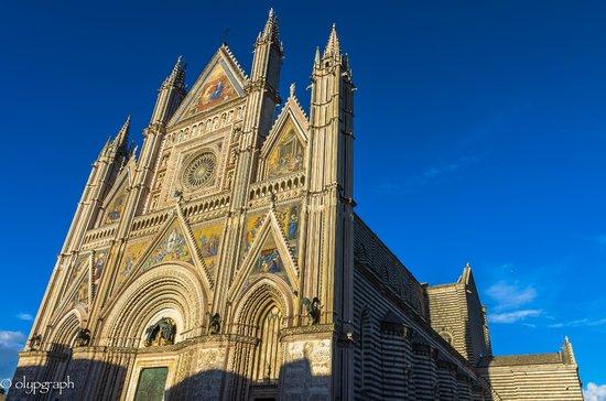 Agriturismo Cioccoleta: Duomo Orvieto- tour inside!