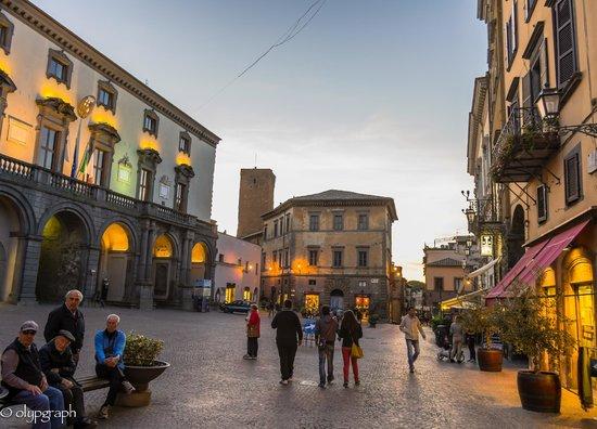 Agriturismo Cioccoleta: Passeggiata in Orvieto