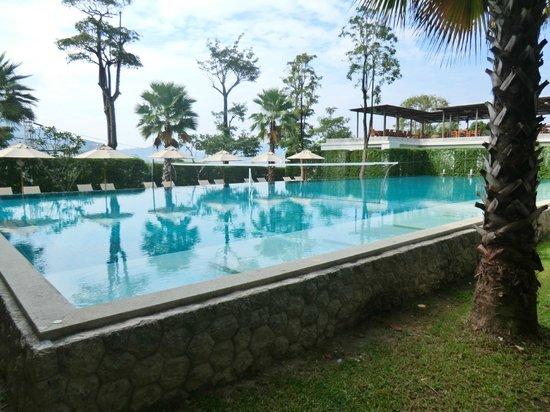 Wyndham Sea Pearl Resort Phuket: Pool beim SPA