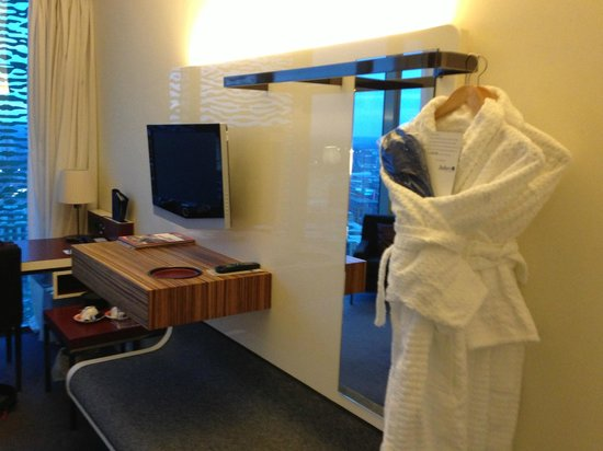 Radisson Blu Hotel, Birmingham: Not really worth the extra money for an upgrade