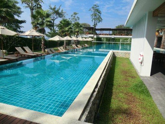 Wyndham Sea Pearl Resort Phuket: Pool im SPA Bereich