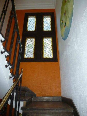 Hostal Rio Amazonas: interior del hotel