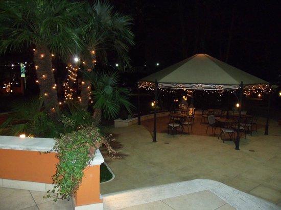 Hotel Dei Platani: Il giardino