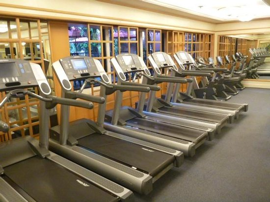 Sheraton Grande Sukhumvit, A Luxury Collection Hotel: Gym