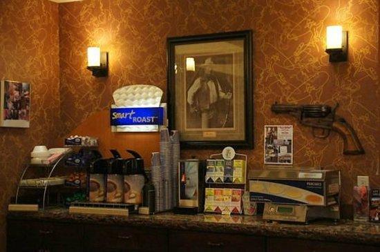 Holiday Inn Express Hotel & Suites Kanab: Frühstücksraum