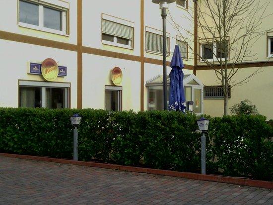 Bickenbach, Germany: Das Restaurant Il Centro