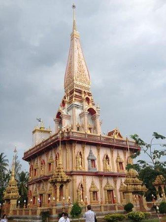 Wat Chalong: храм