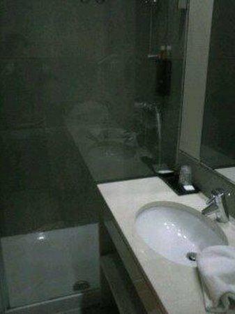 Hotel Expo Astória: baño