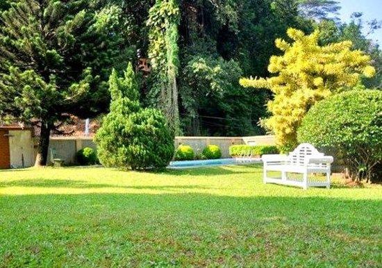Swetha Villa : Garden