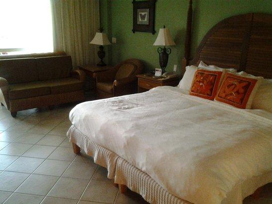 Gamboa Rainforest Resort: notre chambre