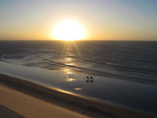 Pousada Vila Bela Vista: Sunset Dune
