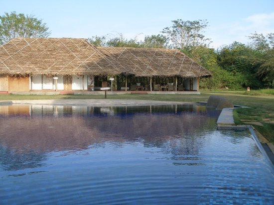 Orange County Resorts Kabini: outside view