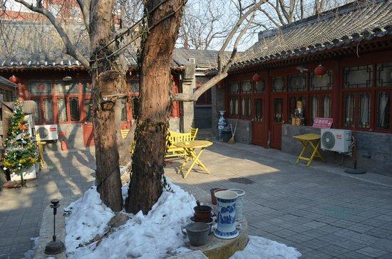 Flowering House Courtyard Hotel: Courtyard