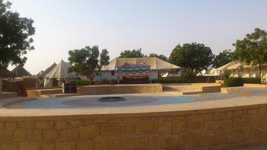 Mahadev Resort : Amphitheater