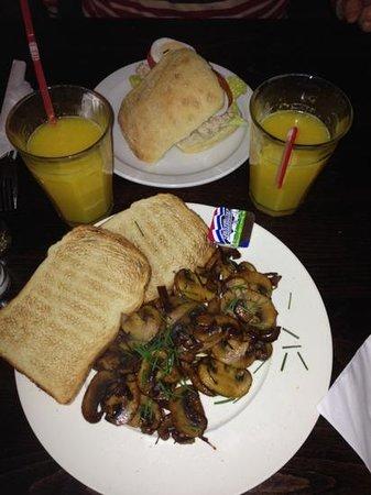 Lunchcafe Nielsen: pranzo
