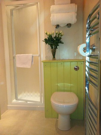 Wyndham Park Lodge: Garden Double ensuite
