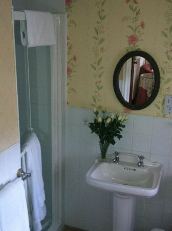 Wyndham Park Lodge: Marlborough bathroom