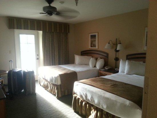 Furnace Creek Inn and Ranch Resort: chambre