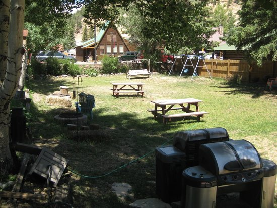 Hotel Ryland: Picnic Area
