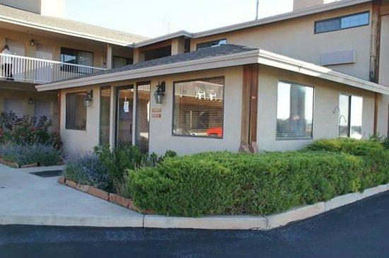 Affordable Inn of Capitol Reef: Frühstücksraum