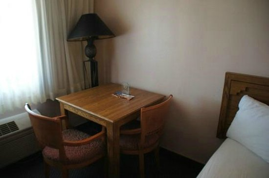 Affordable Inn of Capitol Reef: Sitzecke
