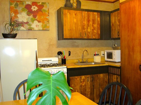 Hotel Ryland: Gibson Cabin-Full Kitchen