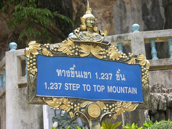 Tiger Cave Temple - Picture of Tiger Cave Temple (Wat Tham ...