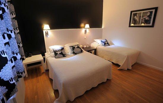 Hotel Italia: Triple confort