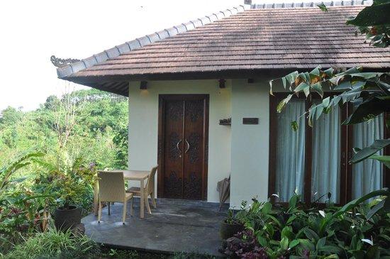Munduk Moding Plantation: villa