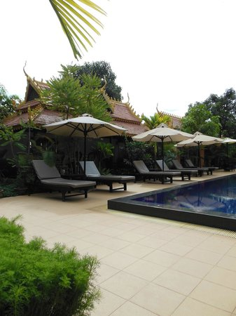 Central Boutique Angkor Hotel: swimming pool