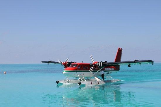 Cinnamon Hakuraa Huraa Maldives: Leaving Chaaya Lagoon