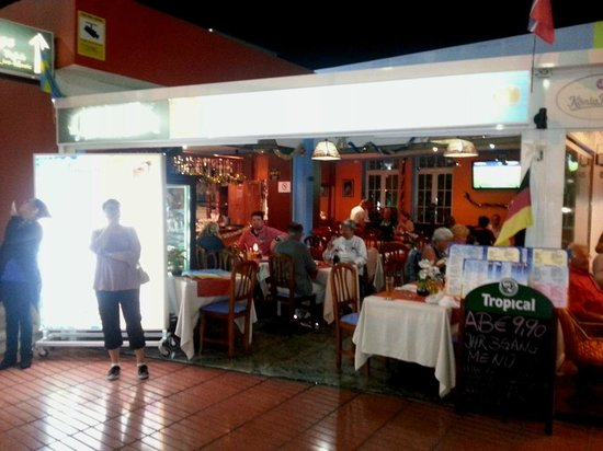 Restaurante Mar y Monte : Mar y Monte
