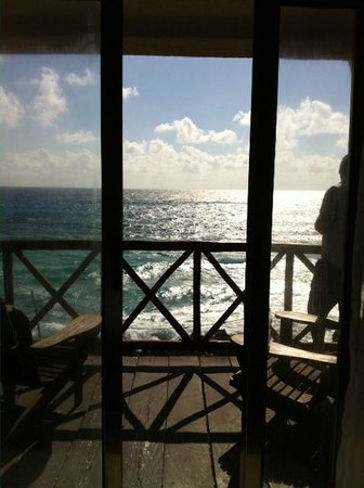 Ventanas al Mar: so close to the ocean