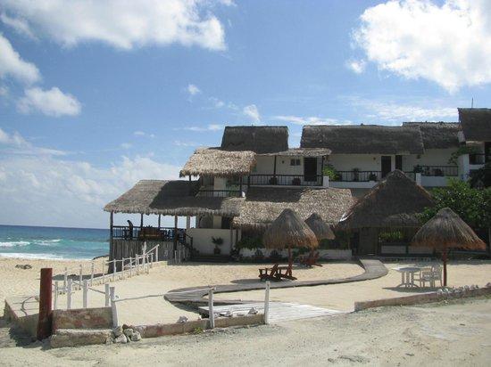 Ventanas al Mar: hotel view