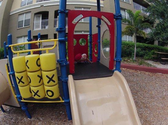 Vacation Village at Parkway: Children playground
