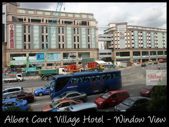 Village Hotel Albert Court by Far East Hospitality: Bukit Timah Road (I think)
