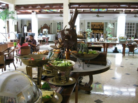 The Phoenix Hotel Yogyakarta - MGallery Collection: breakfast spread