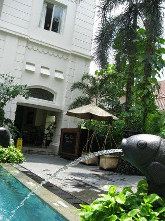 The Phoenix Hotel Yogyakarta - MGallery Collection: pool side view