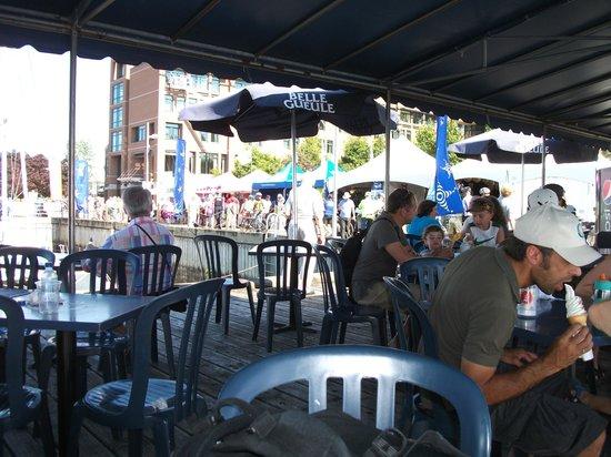 Old Port: Restaurant près du Quai St-André