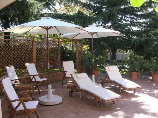 B&B Colle Verde: relax terrazza est