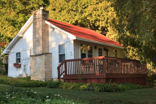 Thorp house inn and cottages updated 2017 prices b b for Door county lodging fish creek