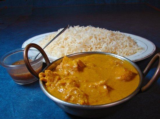 Khorasan Kabob House: Butter Chicken Makhan