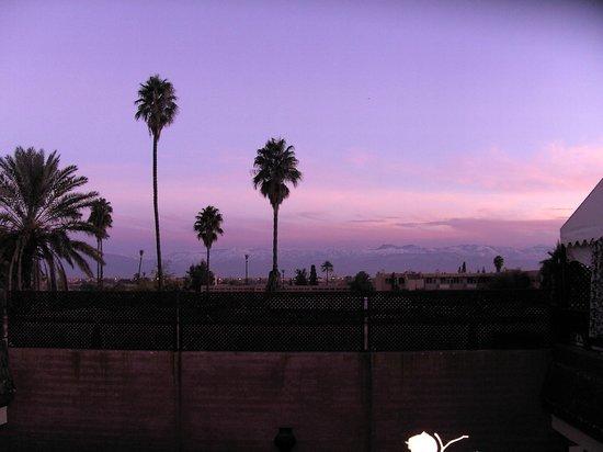 Riad Dar Nejma: Prachtig uitzicht vanuit het dakterras