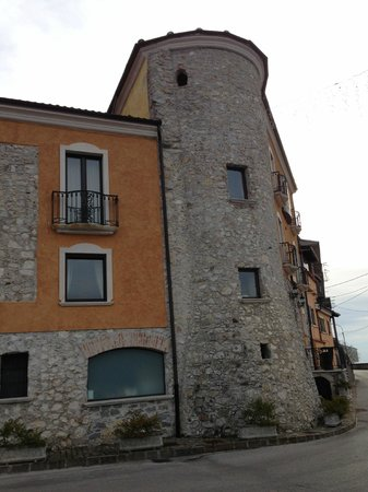Photo of Hotel Villa Torre Antica Atena Lucana