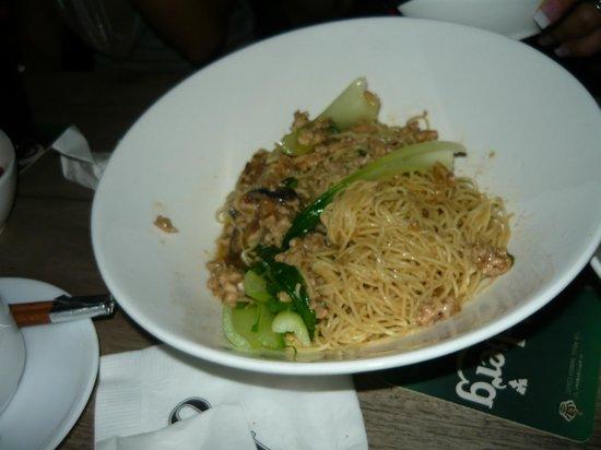 KPO Cafe Bar : Bar Chor Thin Noodles