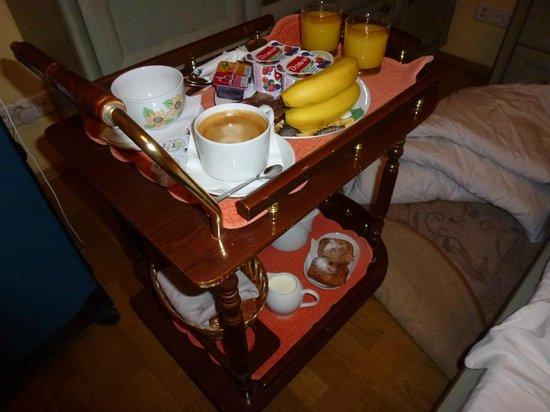 Sunflower B&B Hotel : Breakfast!