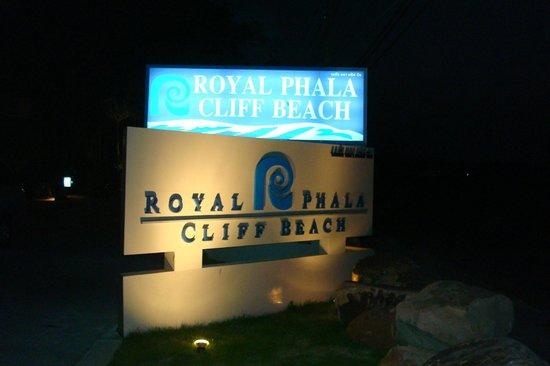Phala Cliff Beach Resort & Spa: Реклама